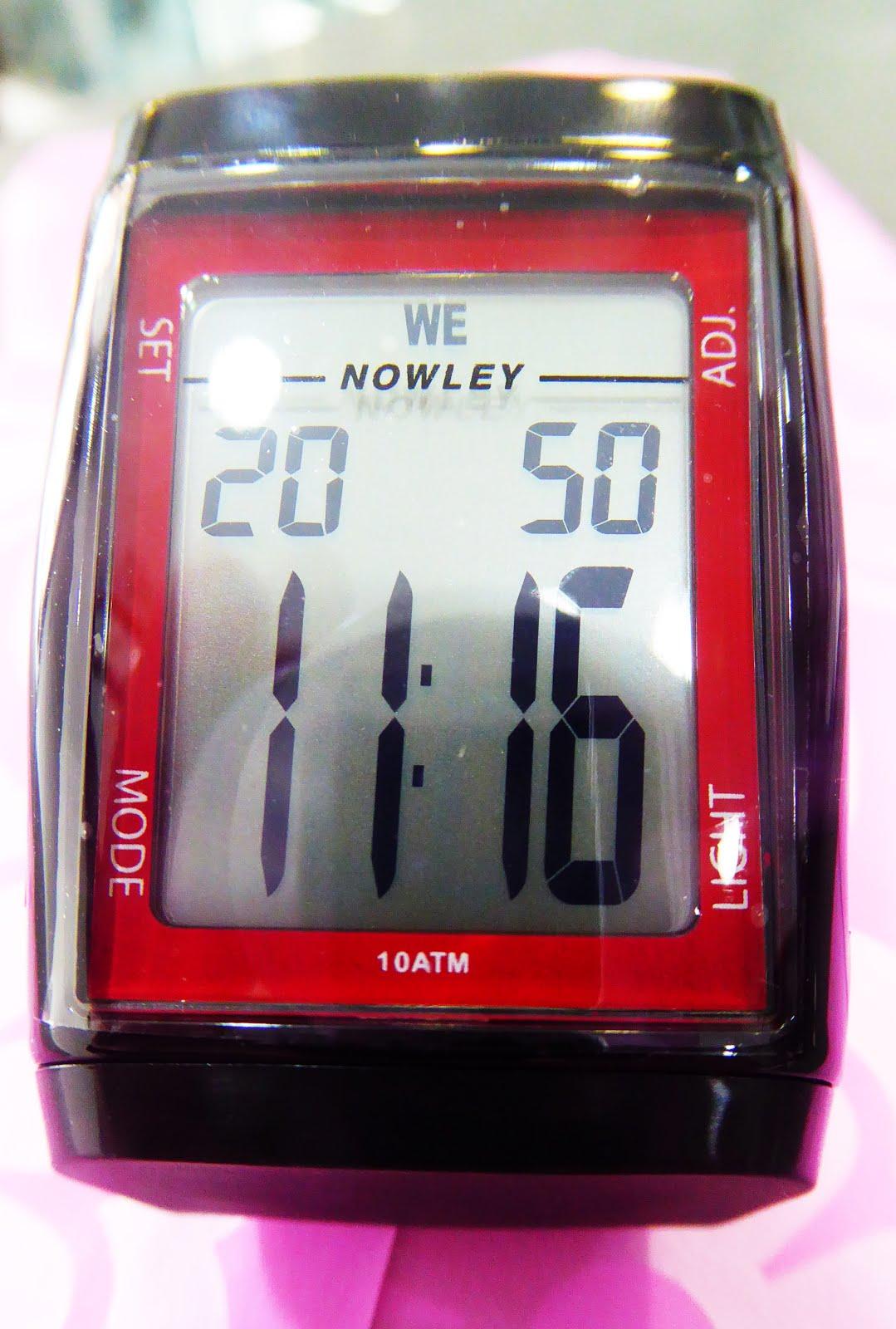 Reloj digital Nowley 35,90€