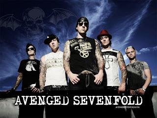 Chord Guitar Avenged Sevenfold - Dear God
