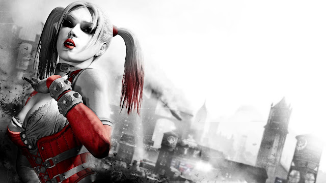 batman arkham city warner bros game