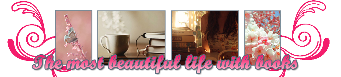 The most beautiful life with books
