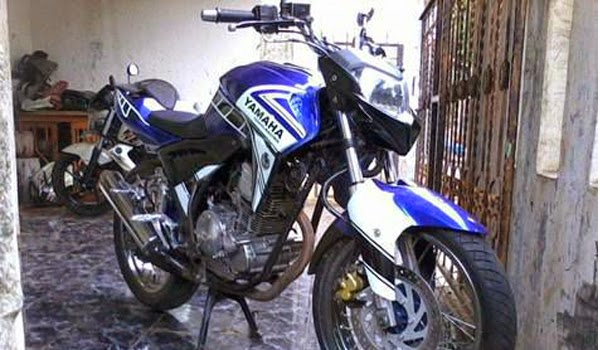 Cara Modif Yamaha Scorpio