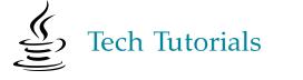 Tech Tutorials
