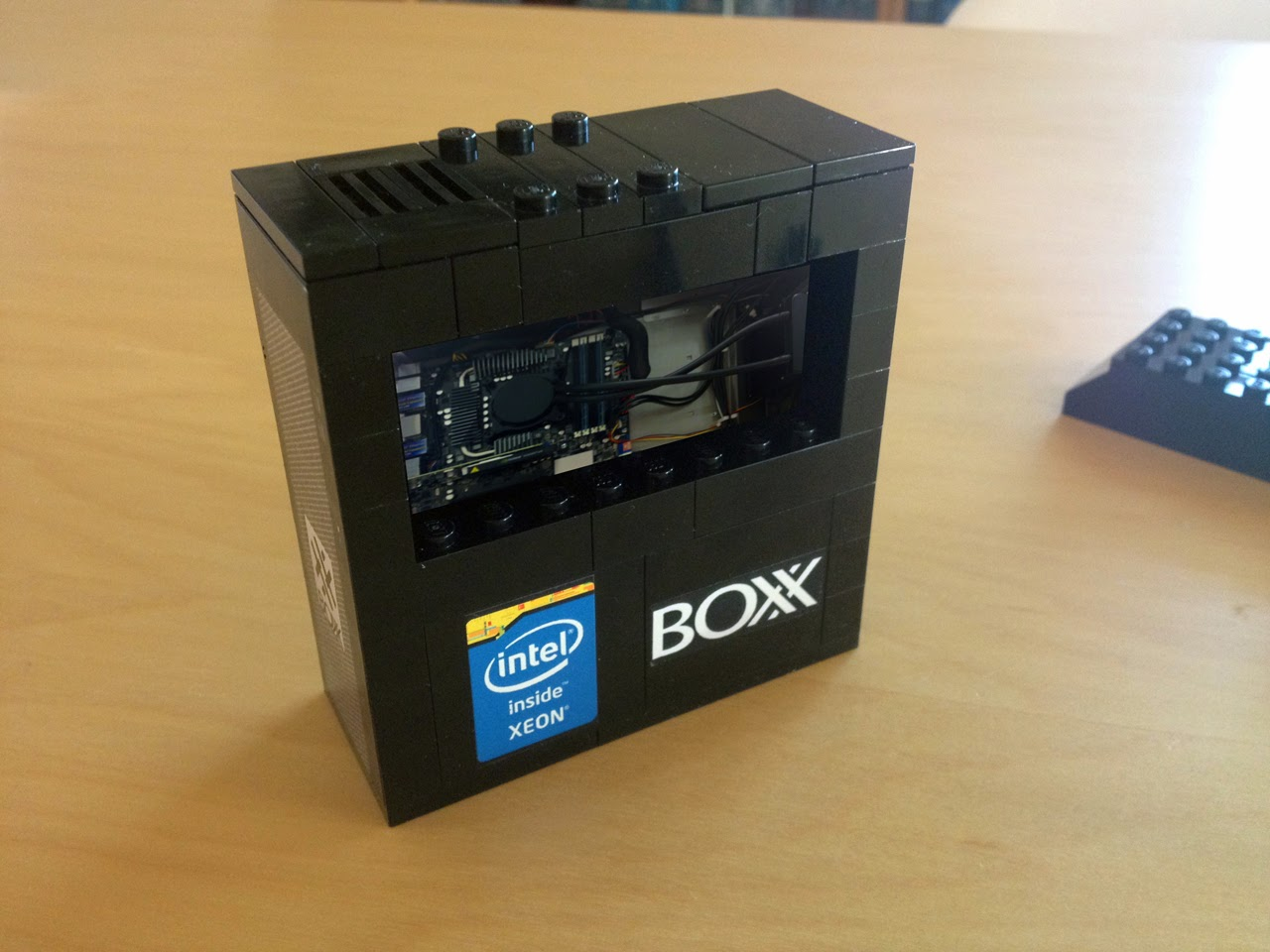 Adventures In The World Of Bim Benchmarking The New Boxx