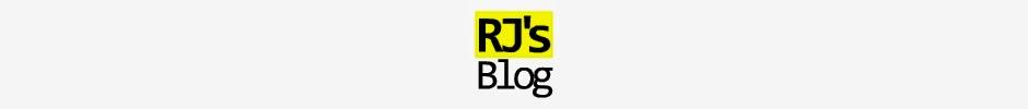RJ's Blog