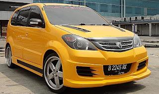 "Modifikasi Toyota Avanza ""2012"""