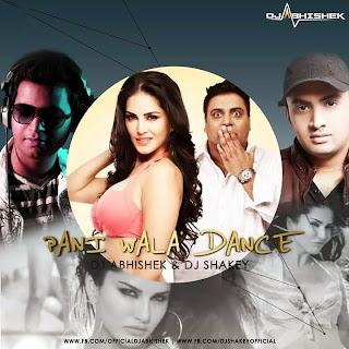 Paani+Wala+Dance+Dj+Abhishek+Dj+Shakey+Remix