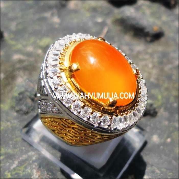 Batu Golden Kunir King Keladen (Kode:110)