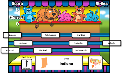 technology rocks. seriously.: 50 States & Capitals Fun on us map with states and capitals, locate states and capitals, easily memorize 50 states and capitals, united states and their capitals, owl and mouse states and capitals, online games states and capitals, canada states and capitals, funbrain states and capitals,