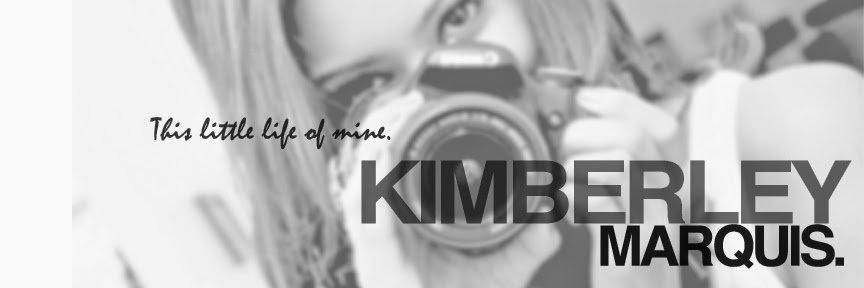 Kimberley Marquis - Fashion, Beauty, Travel, and Lifestyle.
