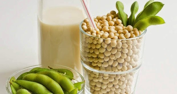 Benefits From Soy Milk