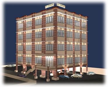 Rencana Gedung LP2E