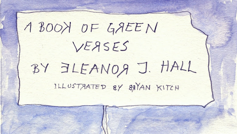 A Book of Green Verses
