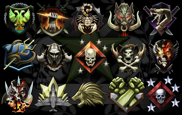 I Love Gaming Call Of Duty Black Ops 2 Emblems And Titles