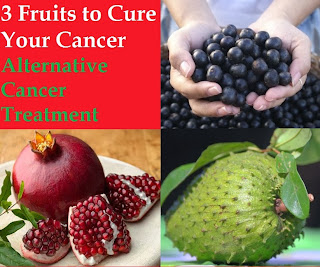3 Fruits to Cure Your Cancer - Alternative Cancer Treatment