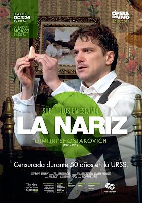 LA-NARIZ- Dmitri-Shostakóvich