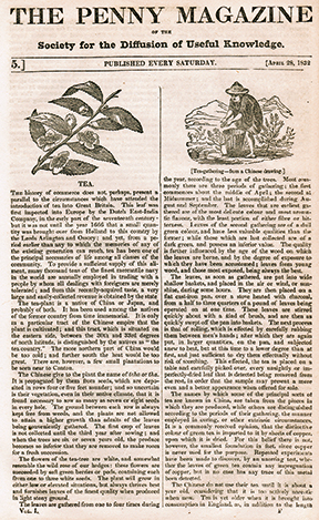 Boston Tea Party Newspaper Article