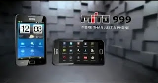 Mito 999 Mini Tablet Android