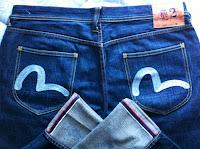 NO2 evisu jeans size 38