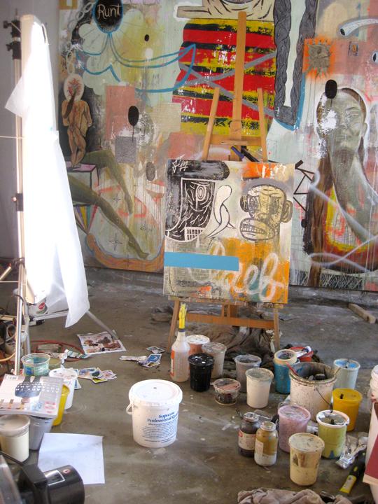 john yoyogi fortes studio