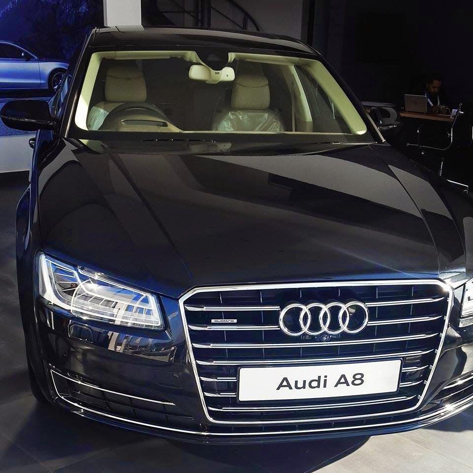 Audi A8 Pakistan