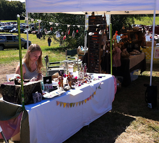 Hannah-Made at Tattersall Farm Day