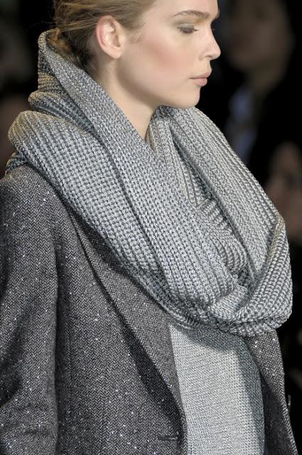 MICHAEL KORS scarf sciarpa tricot