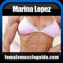Marina Lopez Female Bodybuilder Thumbnail Image 1