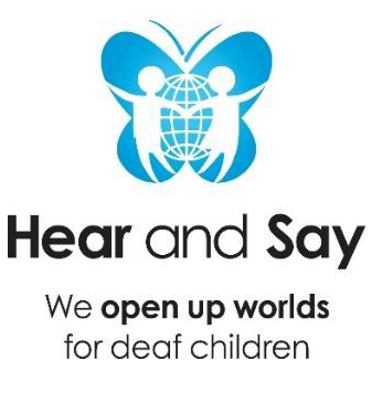 Proudly supporting Hear and Say
