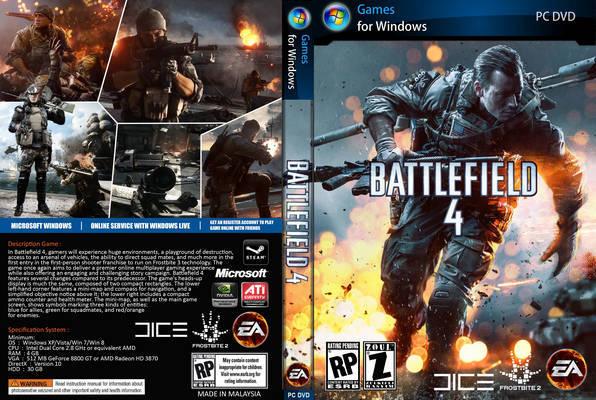 تحميل لعبة Battlefield 4 برابط واحد مباشر