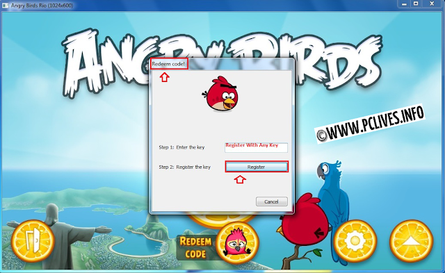 Angry Birds Space serials install