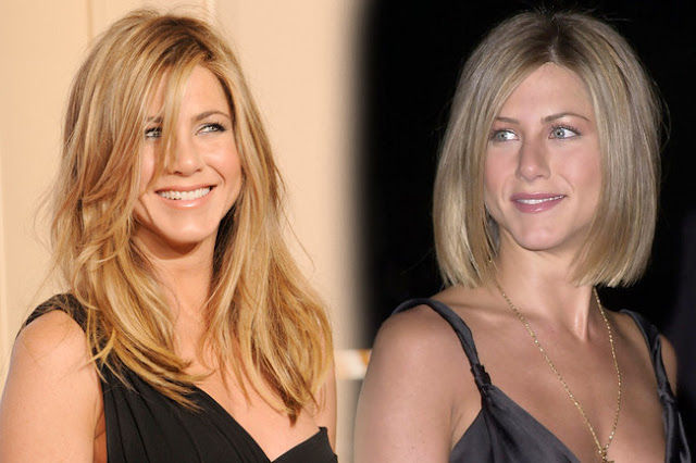 Fashion Flashback Jennifer Aniston Then & Now
