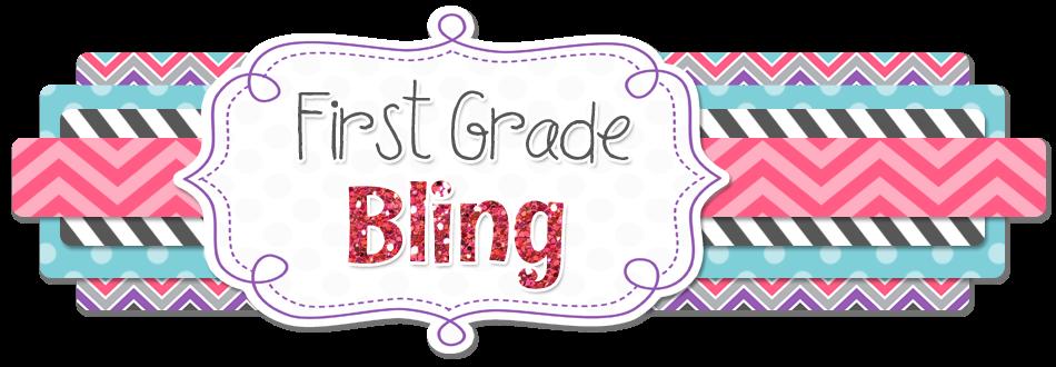 First Grade Bling