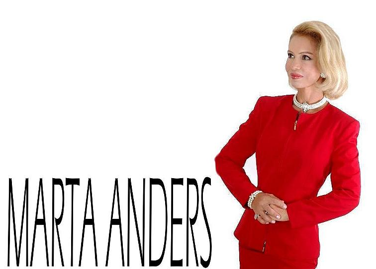 Marta Anderson Net Worth
