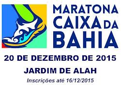 Maratona Caixa da Bahia 2015