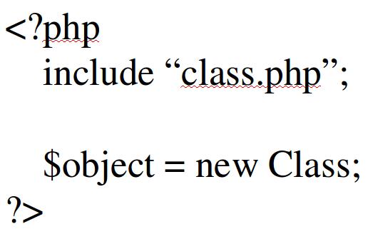 menaruh class dalam modul