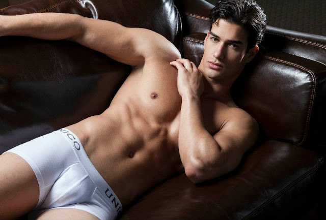 Kaylan Morgan fan voted model of the year of mensunderwearstore.com