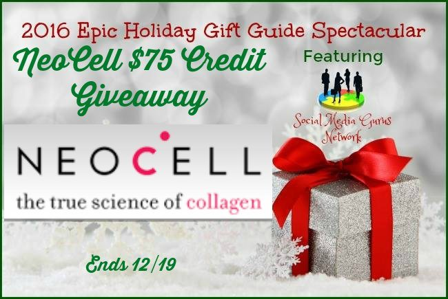 Neocell Giveaway $75 Credit
