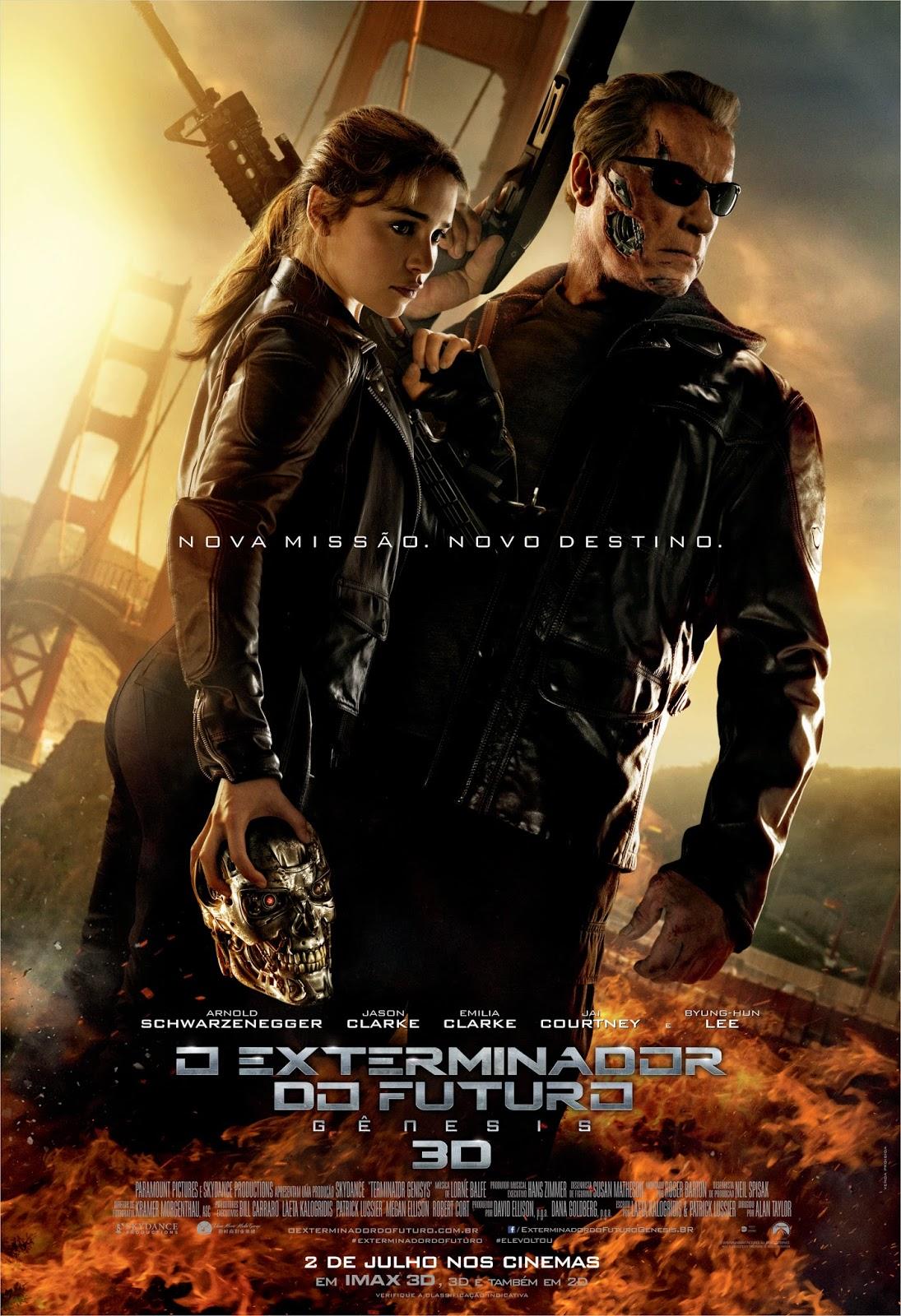 O Exterminador do Futuro 5: Gênesis – Legendado (2015)