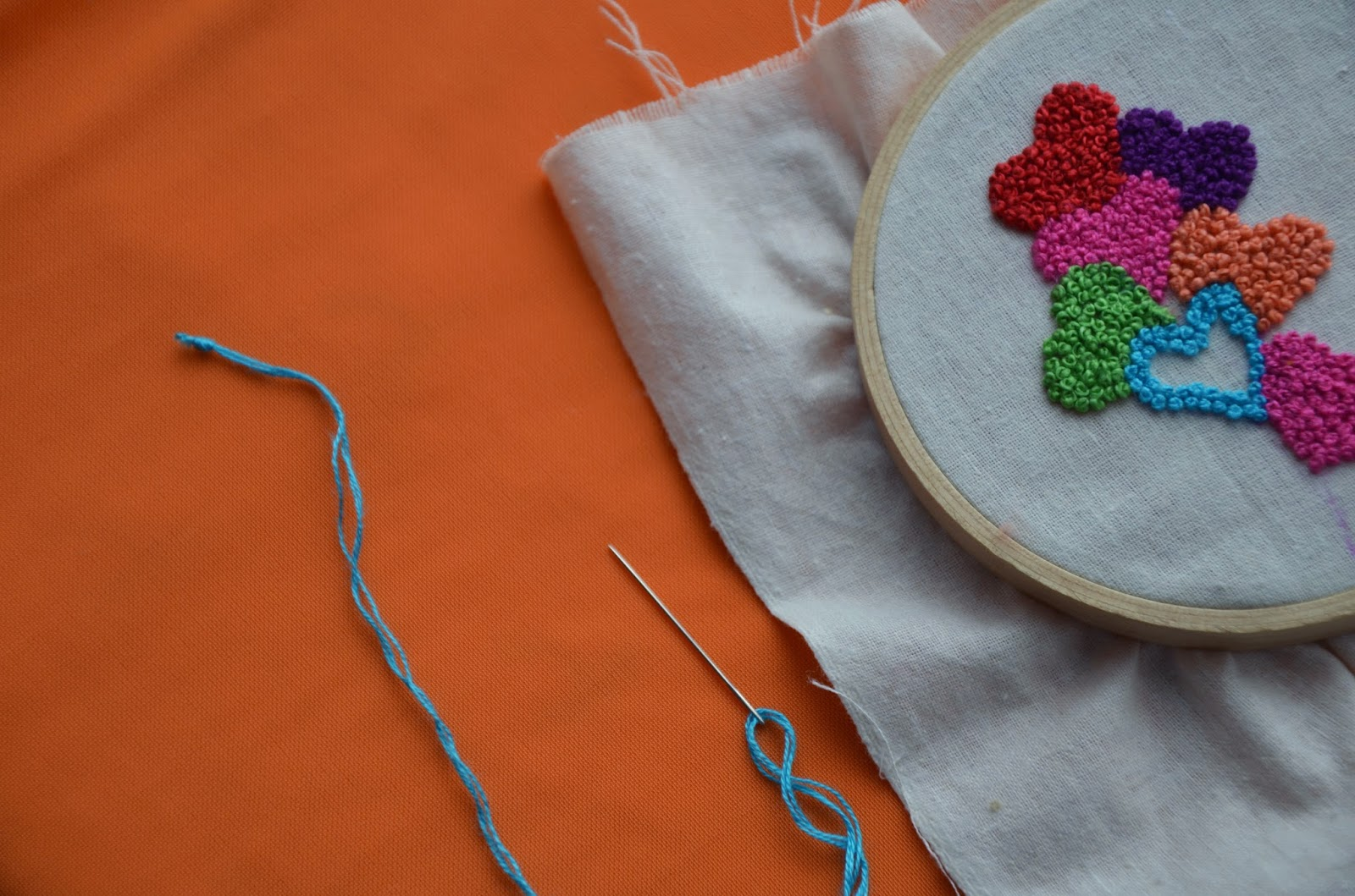 Home of homemade treasures tutorial french knots