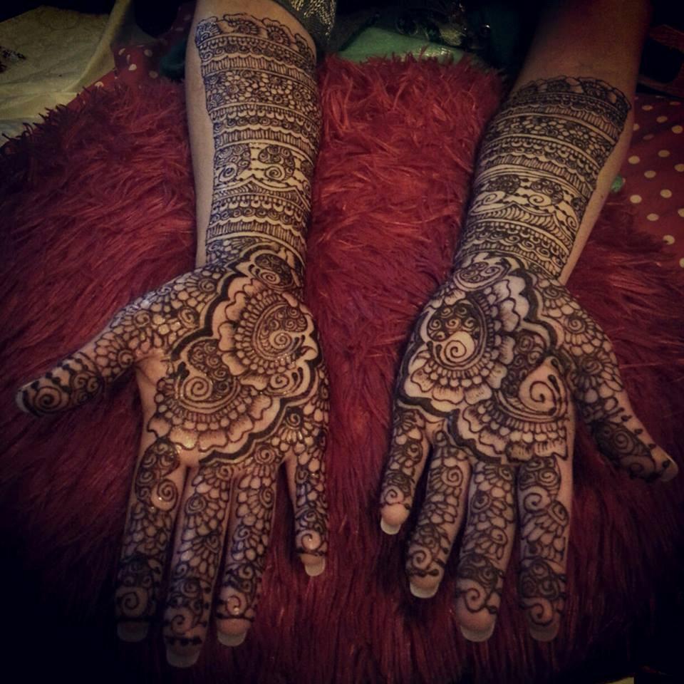 Mehndi New S : New mehndi designs for hands arabic and pakistani