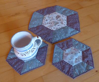 sekskantede kaffebrikker fra Kiweb