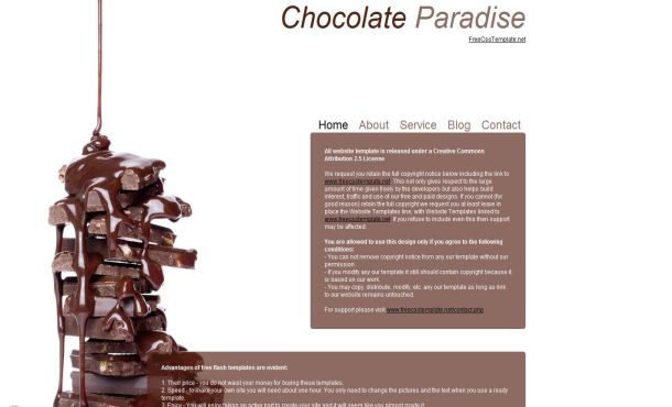 Free Chocolate Brown HTML Website Template on simple text design, pie graph design, ms word design, page banner design, cvs design, dvb design, theming design, upload design, interactive experience design, interactive website design, spot color design, potoshop design, civil 3d design, web design, blockquote design, datatable design, openoffice design, company branding design, datagrid design, mets design,