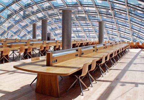 Perpustakaan Paling Modern Saat Ini [ www.BlogApaAja.com ]