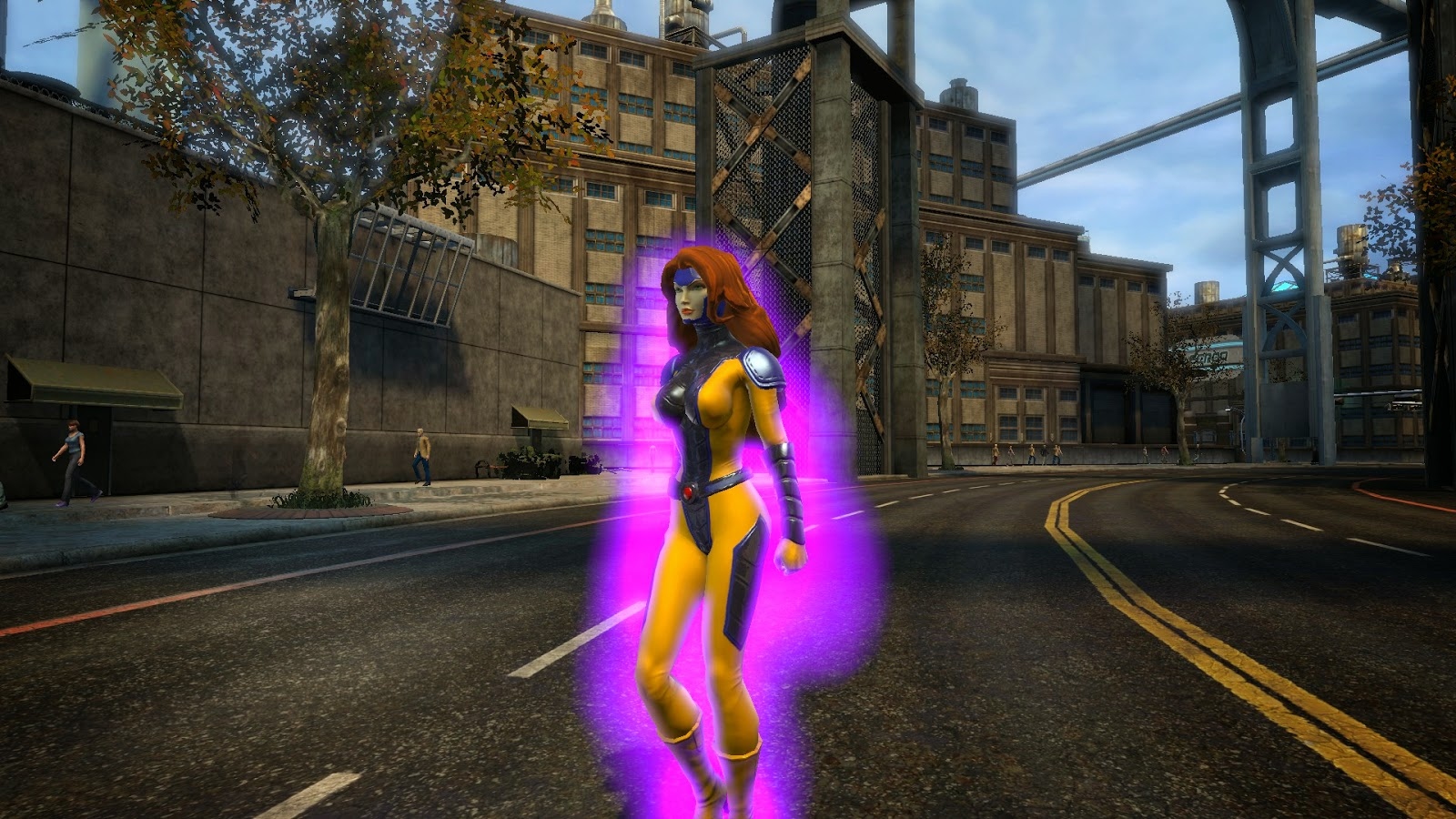 Marvel Universe Online Jean Grey