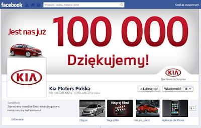 Fanpage Kia Motors Polska