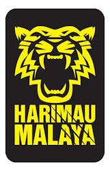 100% HARIMAU MALAYA
