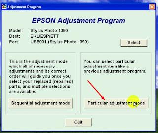 3 - Kli Particular Adjusment Mode