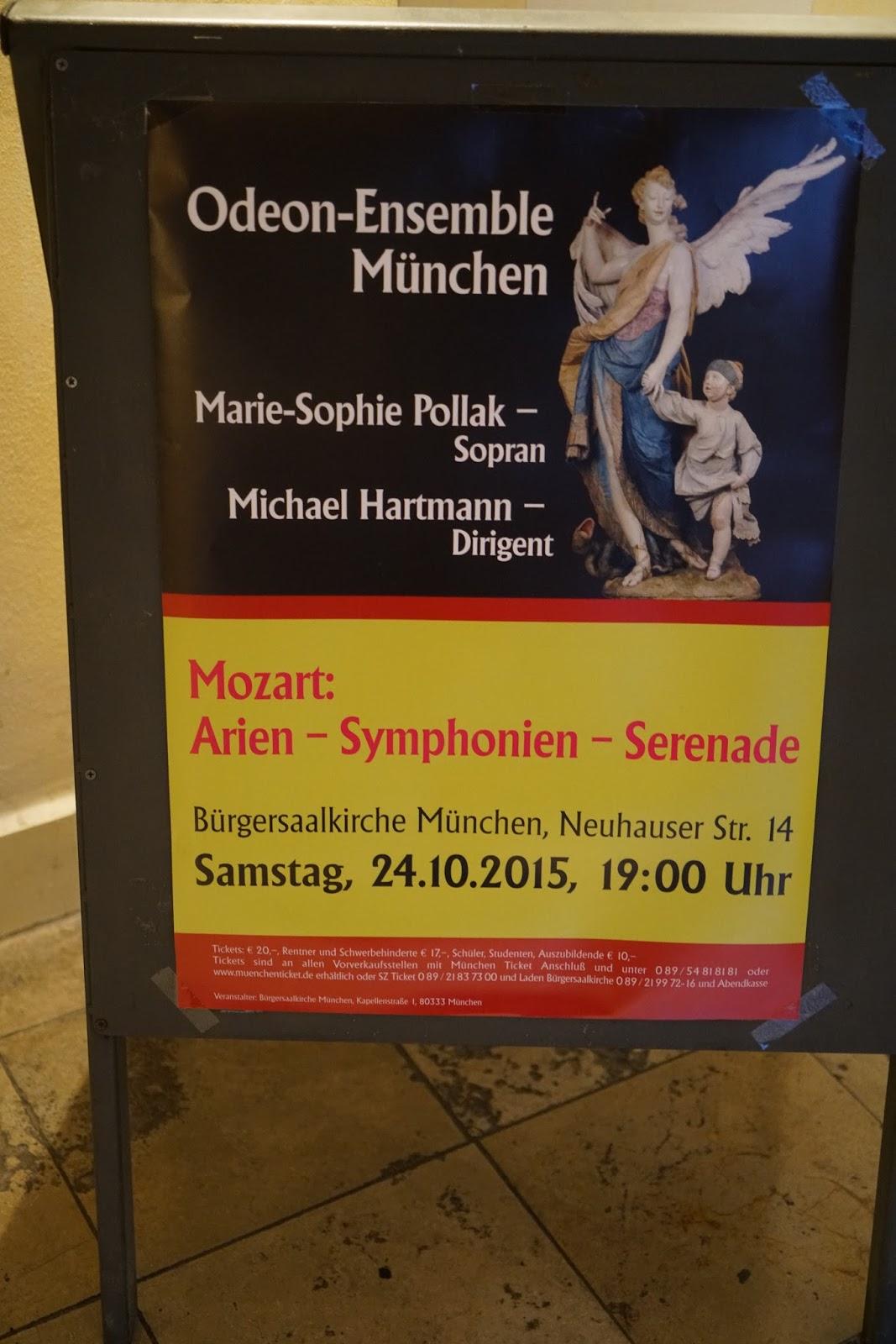 vorsingen sopran münchen