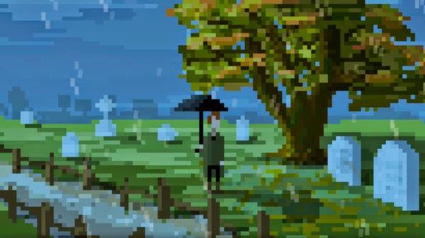 Top 5 Indie Games 2014 Last Door Screenshot
