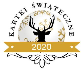 święta na okrągło i kartki BN- styczeń 2020
